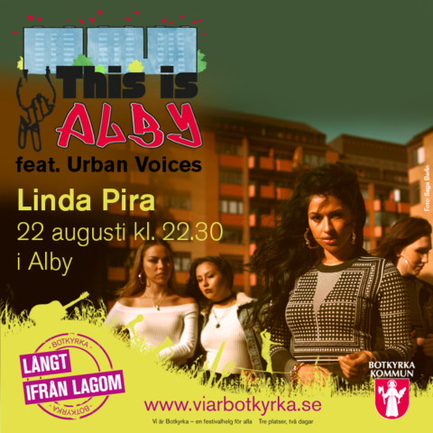 LindaPira01_This is Alby feat. Urban Voices